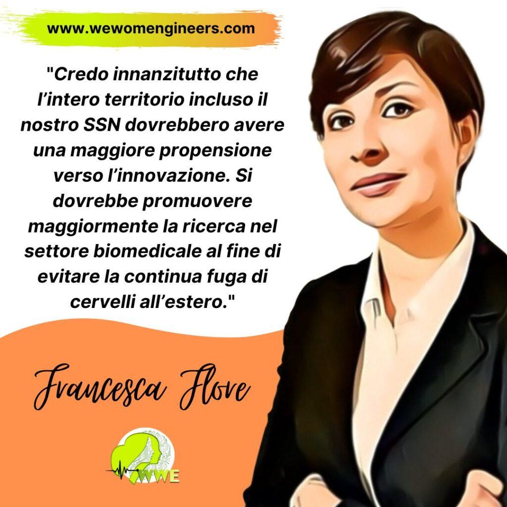 WWE intervista Francesca Flore